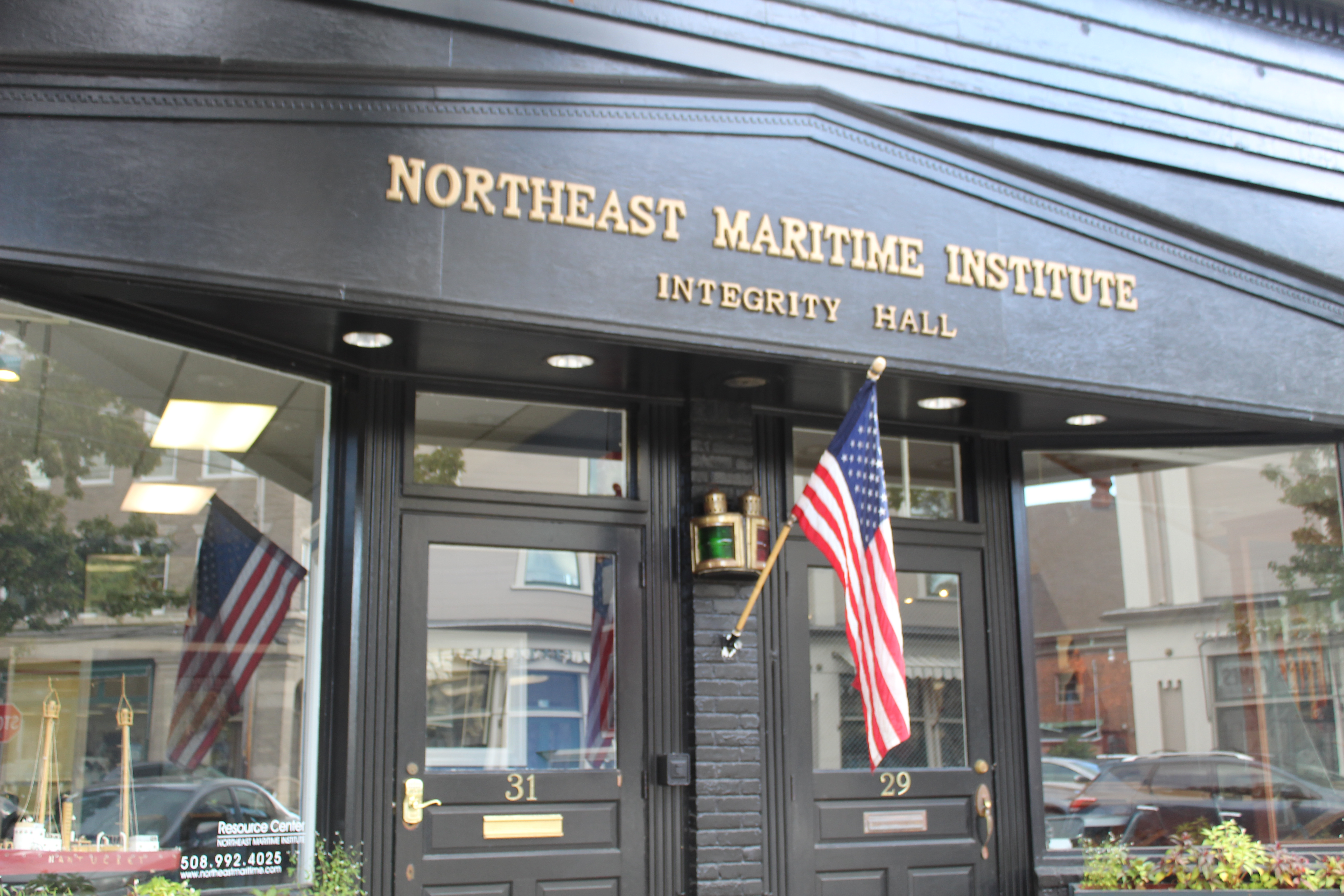 Northeast Maritime Institute | Open House Integrity Hall