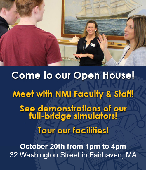 Come to our Open House Meet with NMI Faculty and Staff!