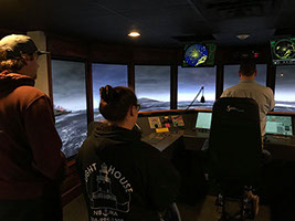 In House STCW Maritime Training Simulators