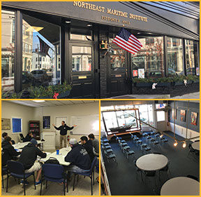 Integrity Hall Maritime Higher Education Facility in Fairhaven Massachusetts