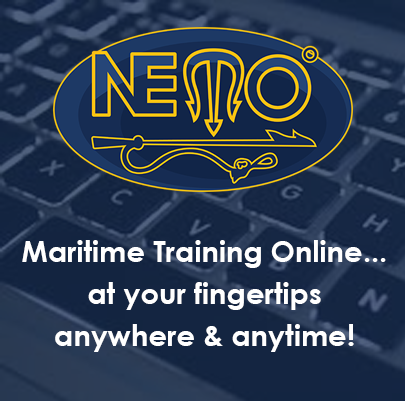 NEMO | Maritime Training Online at your fingertips anywhere & anytime