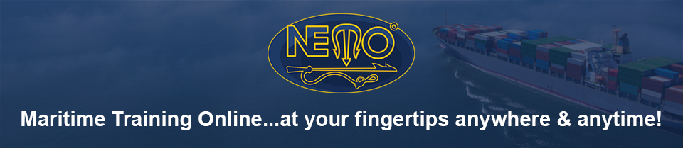 Maritime Training Online...at your fingertips anywhere & anytime!